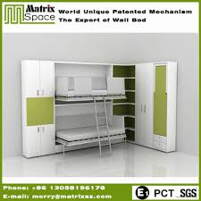 Wall Mounted Folding Bed Murphy Bed Bunk Bed For Alluring Wholesale Murphy Bed Folding Wall
