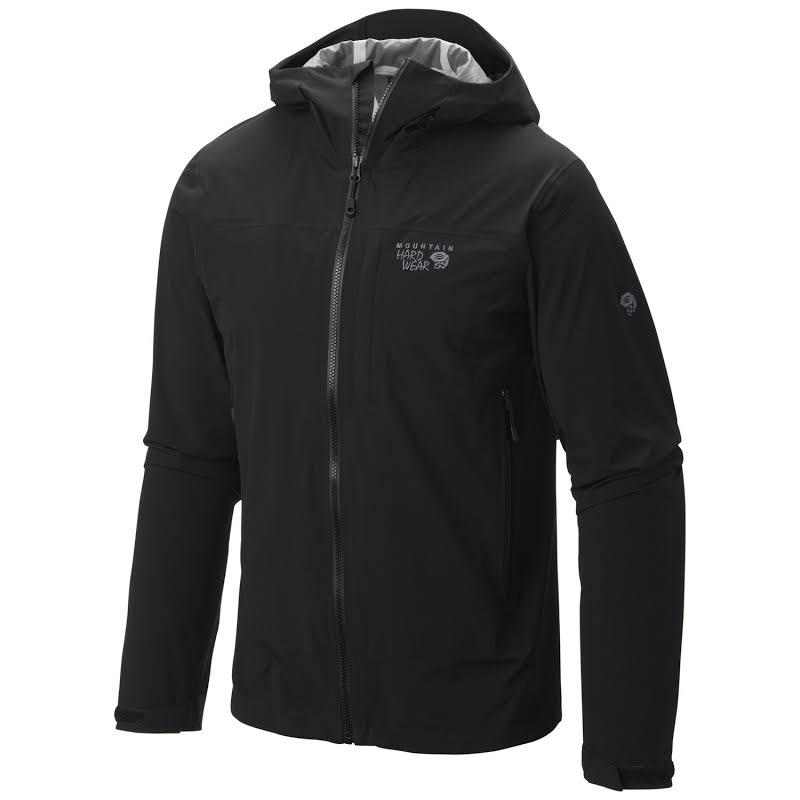 Mountain Hardwear Stretch Ozonic Jacket Black XXL 1765071010-XXL