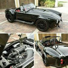 610 hp roush supercharged cobra shelby cobra pinterest venom