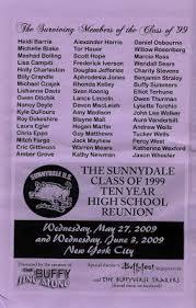 sunnydale class of 99 geekanerd may 2009