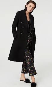 women coats and trench coats club monaco