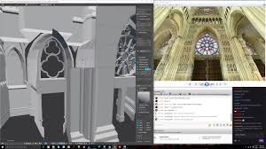 cathedral modeling part 6 youtube
