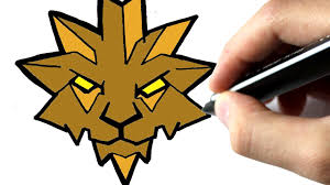 comment dessiner logo ninjago youtube