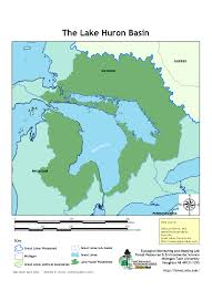 Michigan On Map Gis Map Gallery