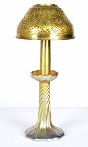 Candlestick Lamp by 271 Best Tiffany Lamps Images On Pinterest Louis Comfort Tiffany