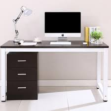 table de bureau en bois bureau en bois de bureau home office cantine table simple