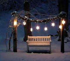 Christmas Outdoor Lanterns Decorations by Best 25 Snowflake Christmas Lights Ideas On Pinterest Christmas