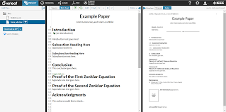 ieee format for research paper writing how to use overleaf with ieee collabratec your quick guide to overleaf editor screenshot showing ieee branded editor and template with metadata