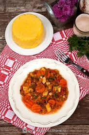 cuisine legume tocanita de legume cu linte bucataria romaneasca food