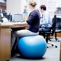 ballon chaise de bureau swiss ou ballon de guide conseils et astuces