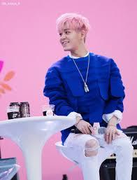 K He In Pink K Netizens Are Loving Sechs Kies U0027 Kang Sung Hoon U0027s New Hair Yg