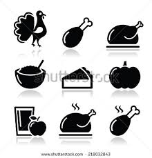 turkey icon stock images royalty free images vectors