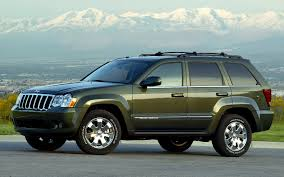 Jeep Grand Cherokee 2008 Us Wallpapers And Hd Images Car Pixel