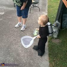 diy scuba diver baby costume idea