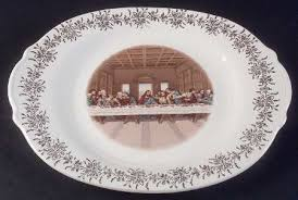 lord s supper plates sanders lord s supper at replacements ltd