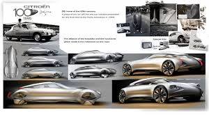 ds design student creates stunning citroen ds design for the year 2019