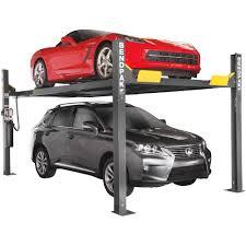 free shipping u2014 bendpak 4 post extra tall car lift u2014 9000 lb
