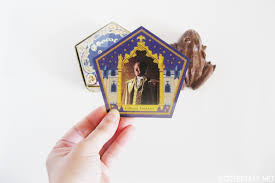 where to buy chocolate frogs gilderoy lockhart chocolate frog card added to wizarding world of