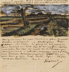 vincent van gogh essay hundreds of van gogh paintings sketches