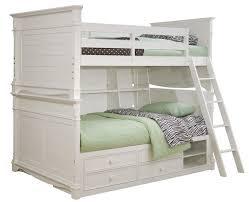Alice Brower Full Over Full Bunk Beds - Full over full bunk bed