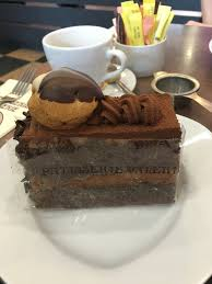 my birthday trip to patisserie valerie