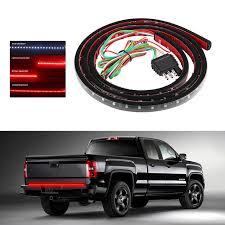 60 inch led light bar car styling 49 inch 60 inch led tailgate light bar dedicated led