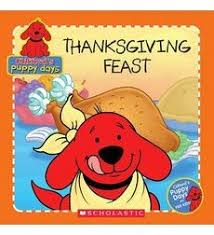 thanksgiving feast by quinlan b scholastic