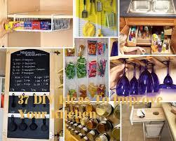 kitchen ideas diy 37 diy hacks and concepts to enhance your kitchen decor advisor