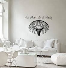 science art astronomy black hole vinyl wall decal for your