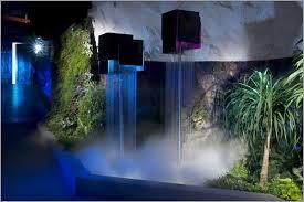 Interior Waterfall Design by Modern Waterfall Design
