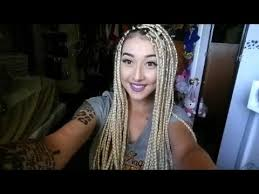hair braiding got hispanucs how to do box braids youtube