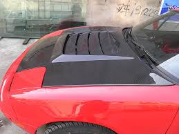 Hood Vents Vented Hood Dmax Style The Ultimate Resource For Mazda Miata Parts