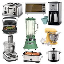 common kitchen appliances saving energy in the kitchen with efficient small appliances handy