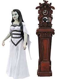 Munsters Halloween Costumes Amazon Munsters Doll Figure Lily Munster Yvonne Decarlo