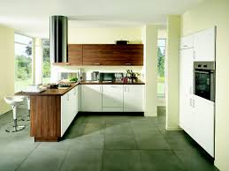 kitchen furniture fine looking grey wall painted color and tiled