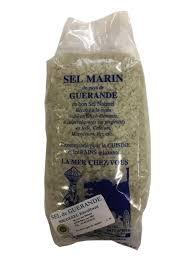 composition du sel de cuisine sel marin de guérande biscuiterie bretonne la boutique