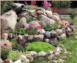 Garden Designs For Small Backyards 20 Blooming Rock Garden Design Ideas And Backyard Landscaping Tips