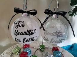 infant loss christmas ornaments 13 best memory keepsake images on memorial ornaments