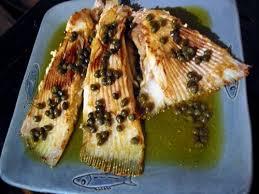 comment cuisiner de la raie raie au beurre noisette cuisine de la mer