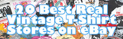 best t shirt shop 20 best stores to buy real vintage t shirts on ebay