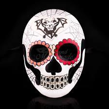 Day Of The Dead Mask Day Of The Dead Mask Dia De Los Muertos Masquerade Mask Batz