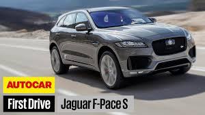 porsche macan turbo 2016 video jaguar f pace 3 0 litre v6 u2013 better than a porsche macan