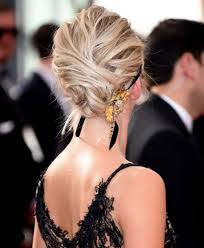 Long Hairstyles Easy Updos by 10 Easy Party Hairstyles And Updos You Should Try Asap Glamour