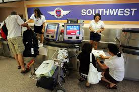 southwest baggage fees southwest ceo hints that bag fees could come wsj