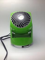 Quiet Desk Fan Fan New Opened Vornado Flippi V6 Personal Air Circulator Quiet 2