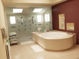 Corner Tub Bathroom Designs Master Bathroom Designs With Good Decoration Amaza Design