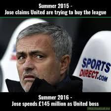 Mourinho Meme - jose mourinho soccer memes goal91