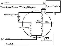 single inside single phase 2 speed motor wiring diagram gooddy org