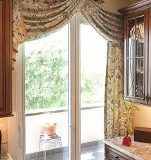 Patio Door Valance Valance Ideas For Sliding Glass Doors Door Khosrowhassanzadeh