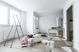 interior painting ht floors and remodel